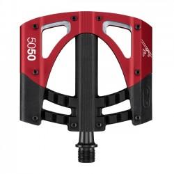 Педали Crankbrothers 5050 3 черно-красные 13559