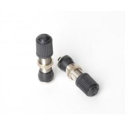 Ниппель бескамерный Stans NoTubes Universal Schrader 35mm, (straight valve hole) AS0085