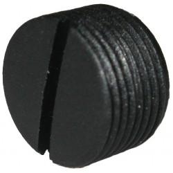 Заглушка в педали Crankbrothers пластиковая, черный 13128