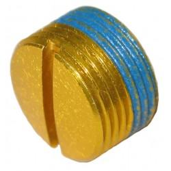 Заглушка в педали Crankbrothers алюминиевая, золотой 13138
