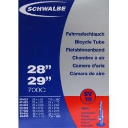 Камера Schwalbe 622/635x40/60 Presta SV19 40 мм 10430343