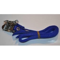 Ремень для туклипсов Wellgo W-2 синий, 2 шт W-2 Blue