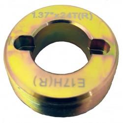 Направляющая гайка IceToolz E171H в каретку правая сторона, дюймовый тип 1.37x24TPI E171H
