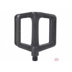 Педали Author F13-cmp пластиковые, черные 8-34200025