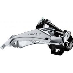 Переключатель передний Shimano Tourney FD-TY710, универсальная тяга и хомут EFDTY710TSX6