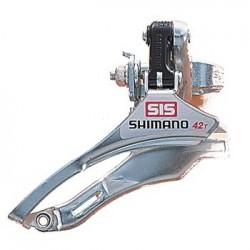 Переключатель передний Shimano Tourney FD-TY10, верхняя тяга, 28.6 мм EFDTY10TS6