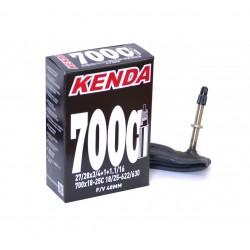 Камера Kenda 700x18/25C Presta 48 мм 5-511291