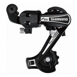 Переключатель задний Shimano Tourney RD-TY21-A-GS, на болт, черный, без уп. ARDTY21AGSDL