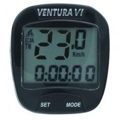 Велокомпьютер Ventura VI , 6 функций 5-244530
