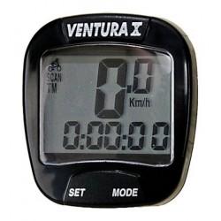 Велокомпьютер Ventura X, 10 функций 5-244550