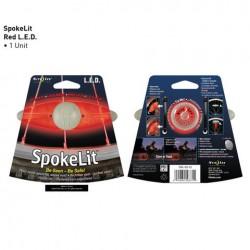 Маркер светящийся Nite Ize SpokeLit, красный, на спицы SKL-03-10
