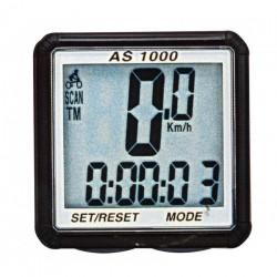 Велокомпьютер Assize AS-1000, 11 функций, беспроводной AS-1000