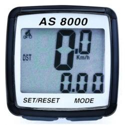 Велокомпьютер Assize AS-8000, 11 функций, беспроводной AS-8000
