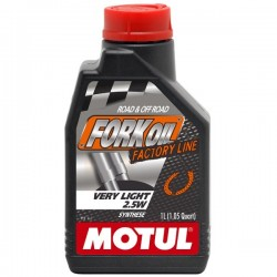Масло Motul Fork Oil very Light FL 2.5W 1л 101133