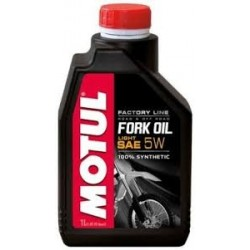 Масло Motul Fork Oil Light FL 5W 1л 105924
