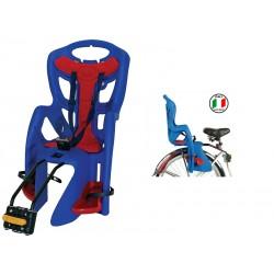 Кресло детское заднее Bellelli Pepe синее 0-280043
