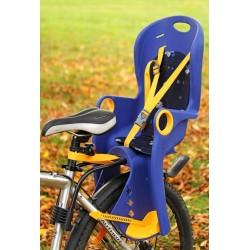 Кресло детское на багажник и штырь, синий 5-259845
