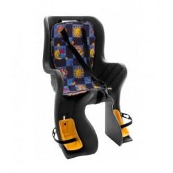 Кресло детское на багажник SF-928L, серое 6-639156