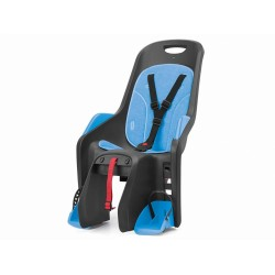 Кресло детское на багажник Author Bubbly Maxi CFS , серо-синее 8-16240258