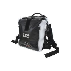 Рюкзак водонепроницаемый M-Wave, серый, универсальный 5-122740