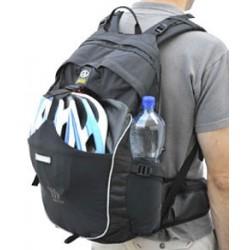 Рюкзак универсальный A-B Breeze, черно-серый 8-8100265