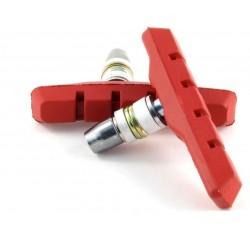 Тормозные колодки Ventura  Red, 70 мм, красные 00-170112