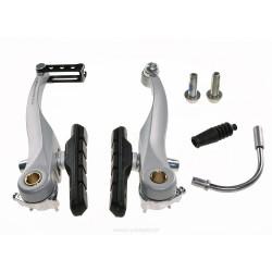 Тормоза Promax V-Brake, комплект, серебристые 5-360830