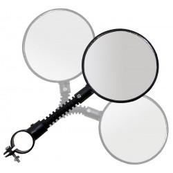 Зеркало заднего вида Ventura диаметр 9 см, крепление на руль