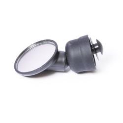 Зеркало заднего вида в торец руля Ventura, круглое 6-250036