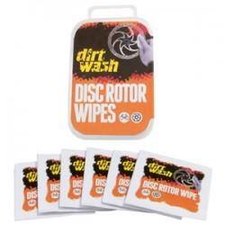 Салфетки влажные Weldtite Dirtwash обезжиривающие 7-040221