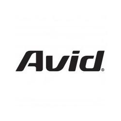 Наклейка Avid 5,3х1,4 см arc107