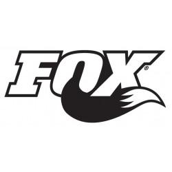 Наклейка Fox 1 5,4х2,1 см arc108