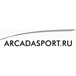 Наклейка Arcadasport 8,6х2 см arc112