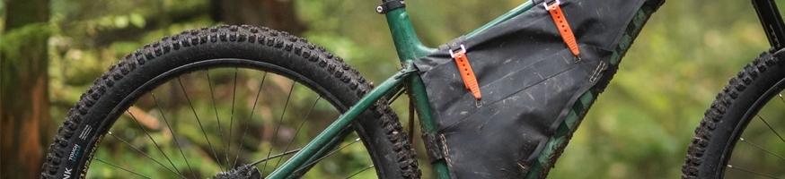 сумка для велосипеда, сумка на багажник велосипеда