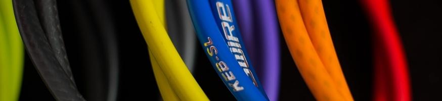 Широкий выбор гидролиний, оплеток и тросиков для велосипеда