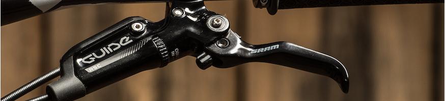 Широкий выбор тормозных ручек для велосипеда