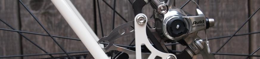 Широкий выбор запчастей для ремонта и тюнинга велосипедных тормозов