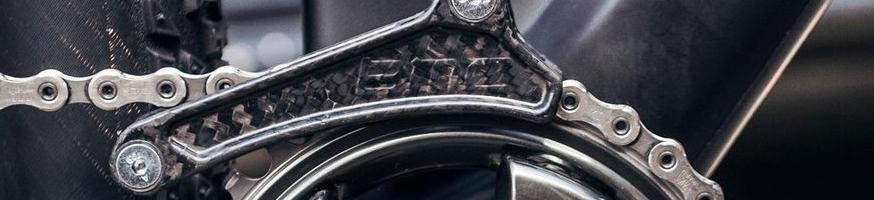 Широкий выбор натяжителей и успокоителей цепи для вашего велосипеда