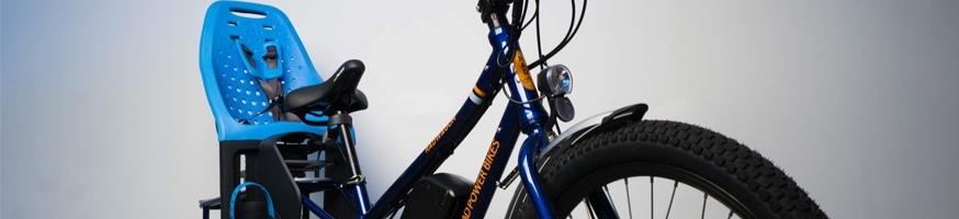 Велокресло детское, детское сиденье на велосипед