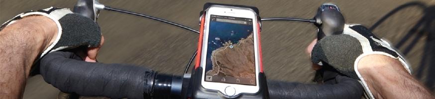 Чехол для телефона на велосипед