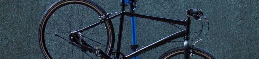 установка аксессуаров на велосипед