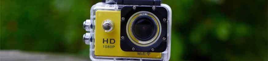Экшн-камеры и крепления для них