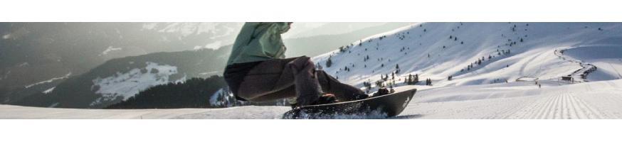 Обслуживание сноубордов, горных и беговых лыж