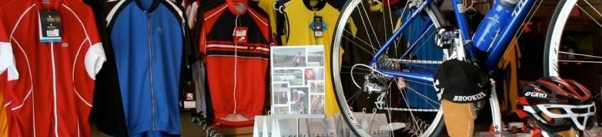 Экипировка для велосипедистов