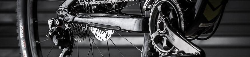 Широкий выбор запчастей для велосипеда с обзорами и характеристиками